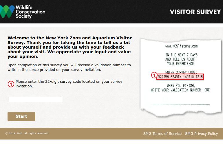 New York Zoos and Aquarium Visitor Survey