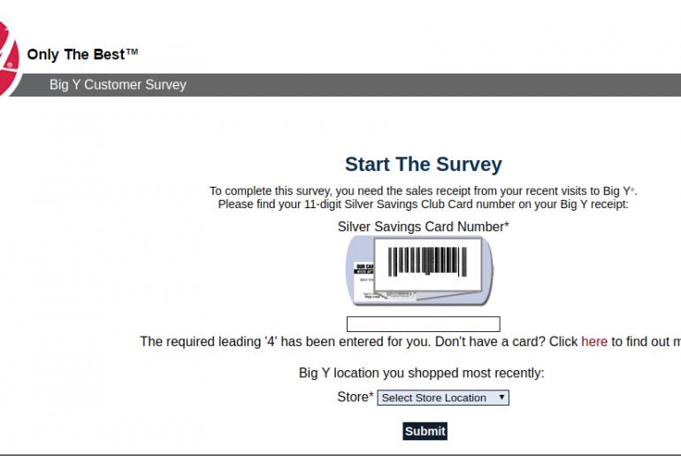bigy survey