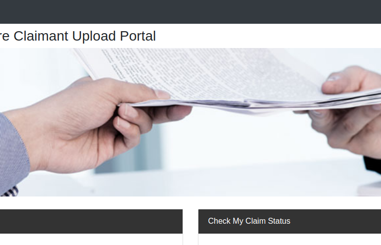 Claimant Upload Logo