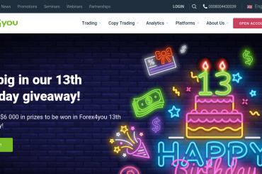 Forex4you Logo