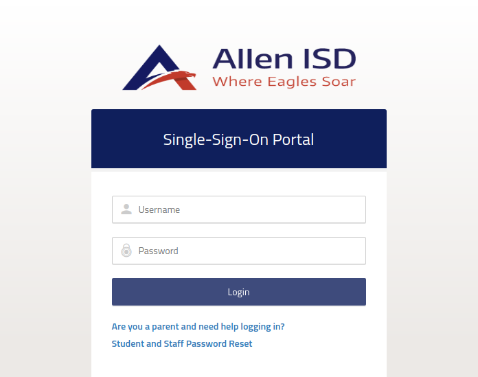 Allen ISD Logo