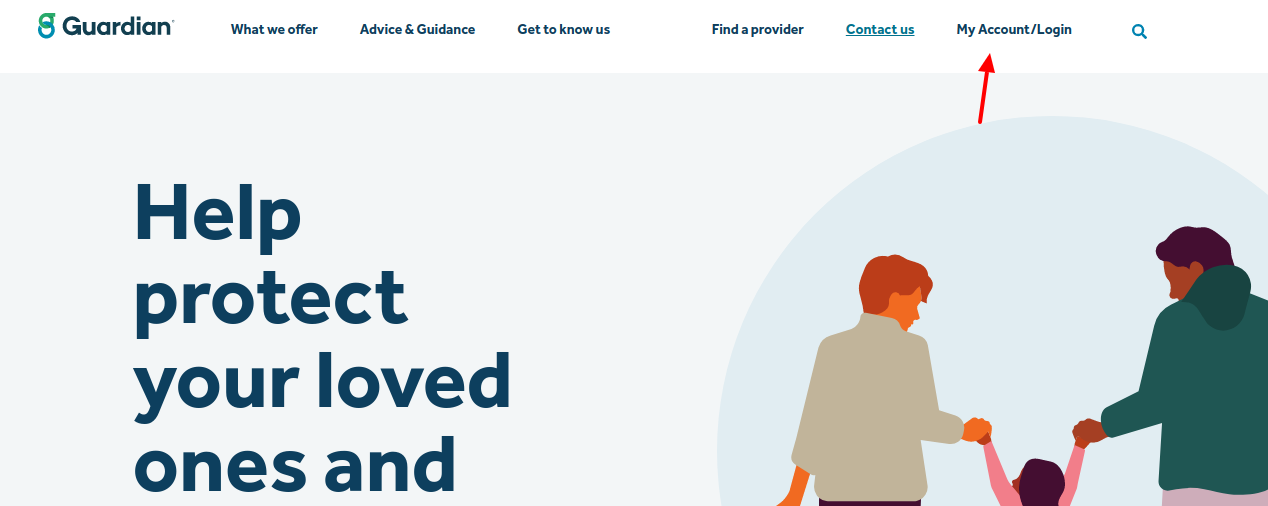 Guardian Insurance Login