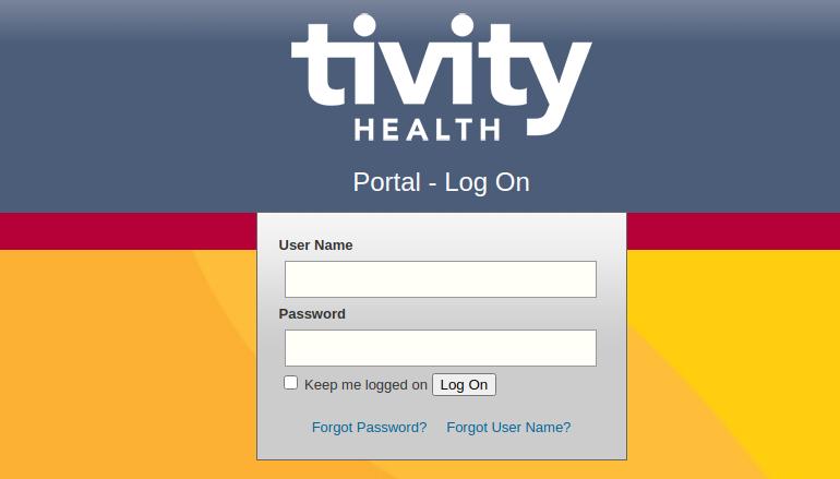 Tivity Health Login