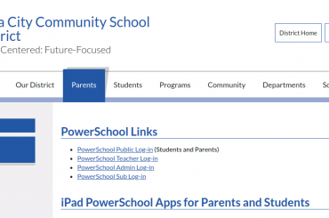 iccsd powerschool parent logo