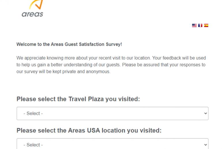 Areas Survey