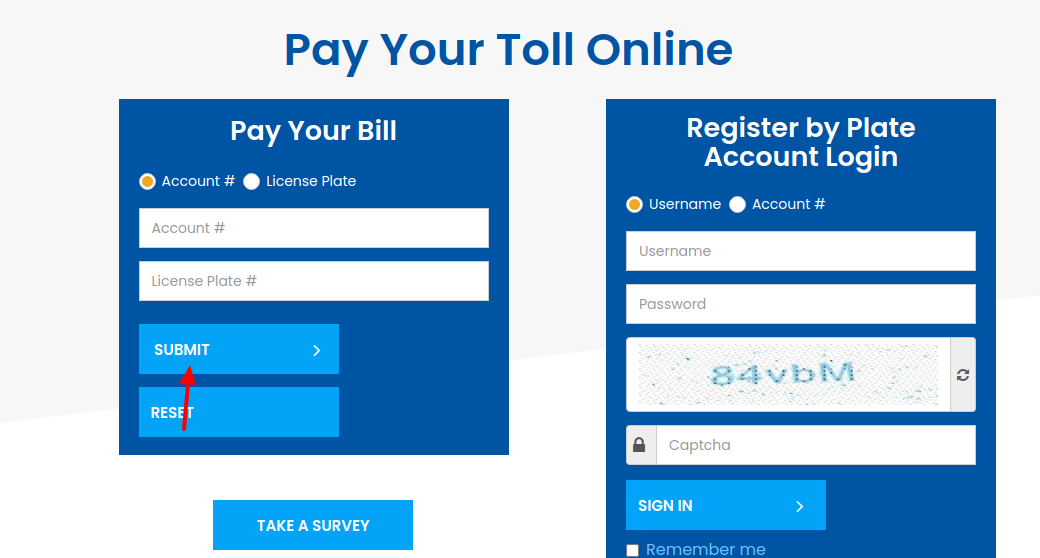 central texas toll pay