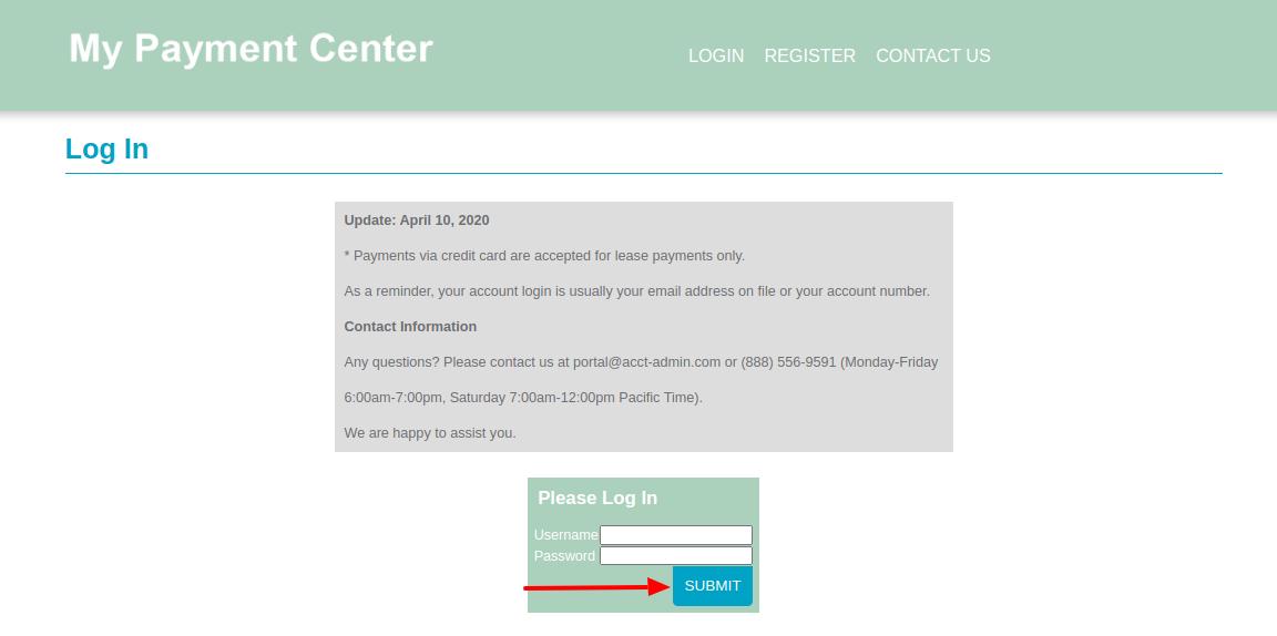 first associate loan servicing login