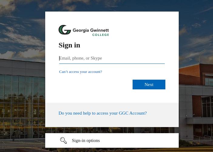 ggc blackboard login